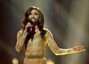 Austria gana Eurovisión con 'la mujer barbuda' y España vuelve al 'top ten' con Ruth Lorenzo