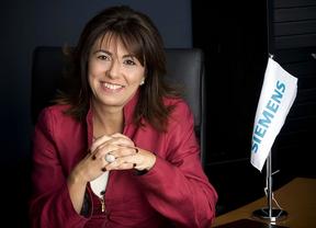 Rosa García de Siemens: 'a las empresas grandes hay que pedirles que sigan invirtiendo en innovación solo así podrán crecer'