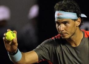 Nadal y Ferrer se estrenan con victorias en Río de Janeiro
