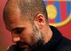 El Barça ya piensa en posibles recambios de Guardiola