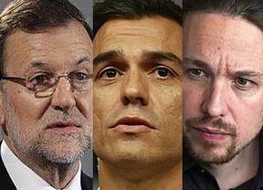Pablo Iglesias y PP, protagonistas en el 'ágora' virtual de las redes sociales