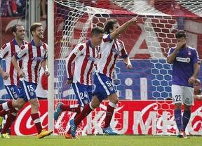 Tiago y Mario reconcilian al Atleti con la victoria (2-0)