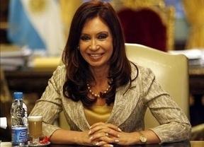 Las bromitas innecesarias de Cristina Fernández sobre la situación de España