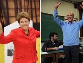 Brasileños vuelven a las urnas para elecciones presidenciales