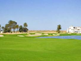 Agentes turísticos daneses visitan los campos de golf de la Región de Murcia