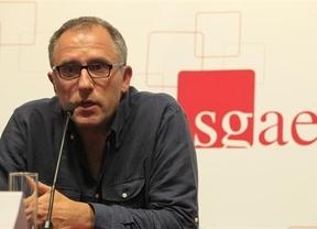 Acosta, nuevo presidente de la SGAE, quiere buscar el consenso y evitar el