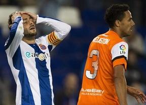 Empate a nada: Espanyol y Málaga se reparte un punto que (casi) no les vale de nada (0-0)
