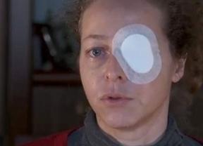 Imputados el subinspector y el escopetero de los Mossos por la mujer que perdió un ojo el 14-N