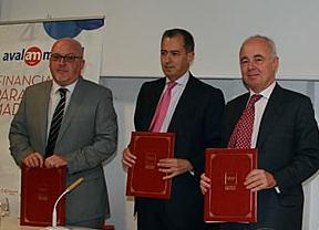 Avalmadrid y AJE Madrid facilitarán la financiación a nuevos proyectos de emprendedores
