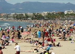 España recibió más de 16 millones de turistas internacionales hasta abril