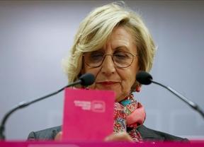 Rosa Díez quiere posponer el debate sobre la cúpula de UPyD a después de las autonómicas