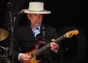 Bob Dylan deleitó con sus clásiscos al público en su concierto de Bilbao