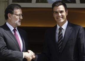 Sánchez y Rajoy no coinciden... en los bares