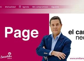 Page invita a los ciudadanos a dejar propuestas en su web para