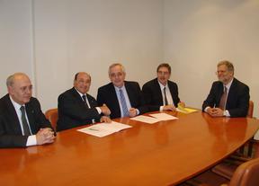 Globalcaja firma un convenio con la Fundación Observatorio Español del Vino