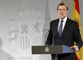 Rajoy presume de haber frenado la destrucción de empleo justo el día que sube el paro