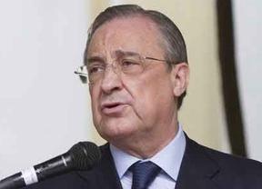 Florentino Pérez declara ante el juez pero no a la prensa por el caso del 'conseguidor' De Pedro