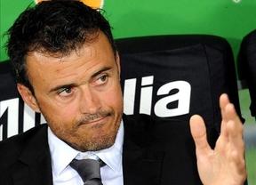 Luis Enrique coge el timón del Barça tras su 'annus horribilis'
