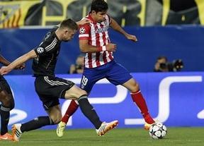 El campeón de Liga se sigue desmantelando: Diego Costa ya se lo ha llevado el Chelsea tras pagar su cláusula de 40 millones
