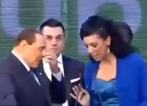 Berlusconi en estado puro... ¡otra vez!