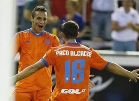 Rodrigo y Bernat, savia nueva para una Roja a la que vuelve Piqué para los partidos ante Eslovaquia y Luxemburgo