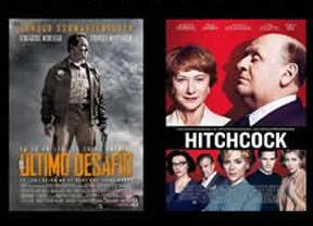 Schwarzenegger y Hitchcock, dos clásicos que regresan a la cartelera