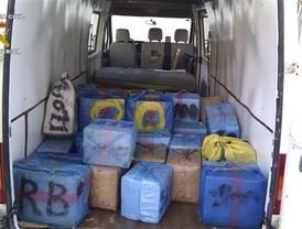Desarticulan una red de narcotráfico en una operación con 12 detenidos y 1,5 toneladas de hachís