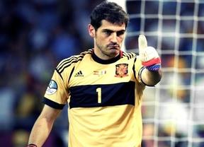 Casillas, discutido por los seguidores madridistas, elegido por los españoles como uno de los mejores jefes