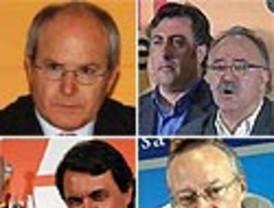En mitad de la campaña, el hombre a batir es Mas, por encima de Montilla