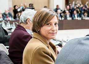 Carme Forcadell (ANC) asegura que Cataluña ya ha
