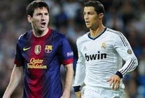 Ronaldo sigue muy por delante de Messi en las apuestas por el Balón de Oro
