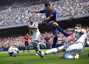 'FIFA 14' se deja ver y anuncia un nuevo 'disparo en estado puro'