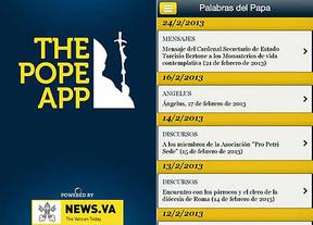 Cónclave: nacen varias aplicaciones móviles con las que seguir la elección del nuevo Papa