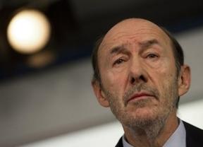 Rubalcaba se lava las manos: deja a los 'barones' la decisión de que los militantes del PSOE elijan a su sucesor