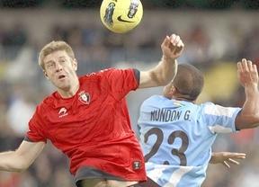 Osasuna-Málaga, duelo europeo en el Reyno de Navarra con más de tres puntos en juego