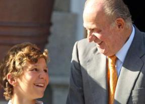 Froilán recibe el alta hospitalaria de la clínica Quirón