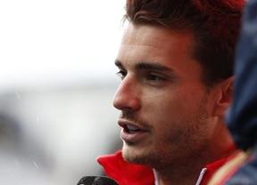 Bianchi sale del coma que le provocó su gravísimo accidente en el GP de Japón, aunque sigue en estado crítico