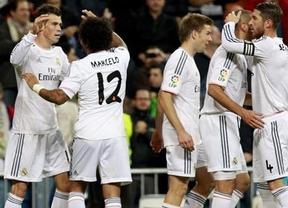 El Real Madrid se reencuentra con su pegada y le hace un 'siete' al Sevilla en un partido loco (7-3)