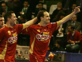 ElPozo Murcia bate al Triman Navarra en la tanda de penaltis (3-3) (5-3) para enfrentarse al Xacobeo Lobelle en semifinales
