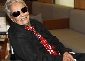 Chavela Vargas, hospitalizada en Madrid, ya se encuentra estable