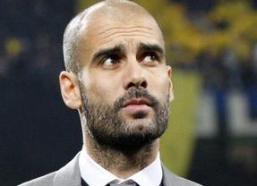 A Guardiola 'se le escapa' que su futuro próximo en los banquillos pasa por el fútbol italiano