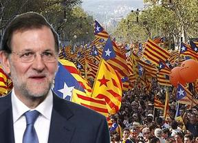 El pueblo, la política y la prensa catalana tapan su rescate y su bono-basura con la repercusión de su marcha independentista