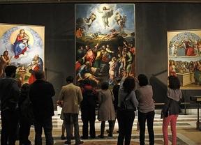 El Prado estrena la muestra 'El último Rafael'