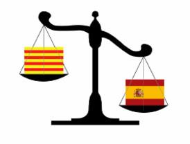 Els números espanyols també es manifesten per a denunciar l'espoli a Catalunya