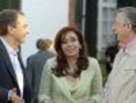 Zapatero ratificó el compromiso estratégico de España y sus empresas con Argentina