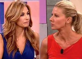 Mariló Montero vs Anne Igartiburu: tensión en plató en el día de los 'estrenos' de TVE