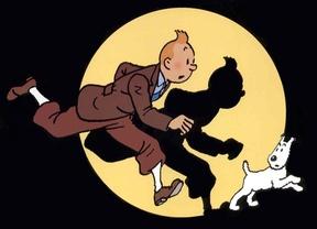 Steven Spielberg recrea el Tintín de Hergé sin que pierda su esencia