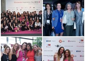 Womenalia organizó el Inspiration Day 2014