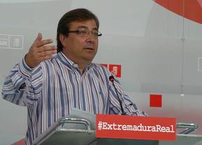 Fernández Vara suspende en socialismo a los críticos del PSC y cuestiona que sigan en el partido