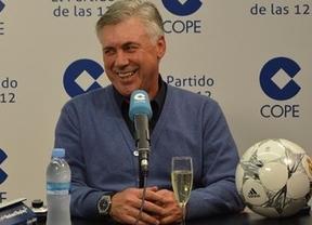 �Parar el 'cl�sico' del Bernab�u para homenajear a Messi: Ancelotti pone sensatez:  le parece